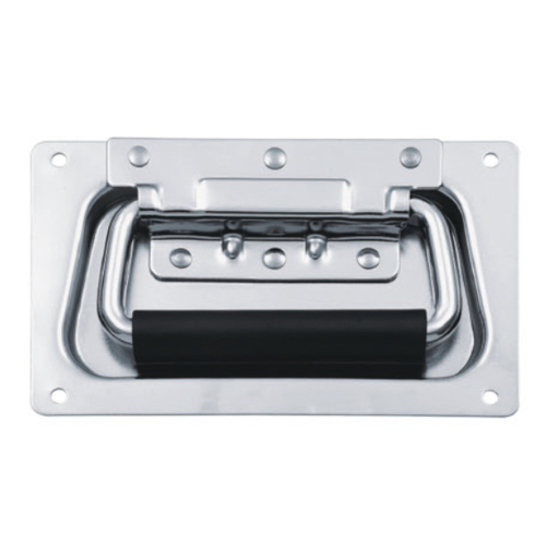 208 Steel Plated Chrome Chest Handle
