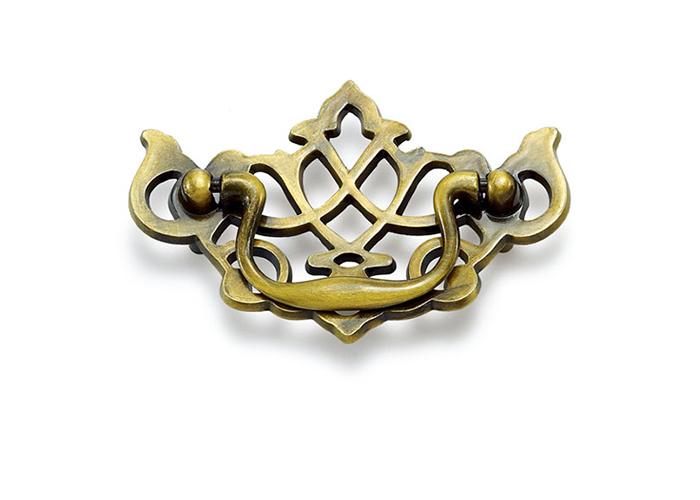 YJ3177 Brass Furniture Handles