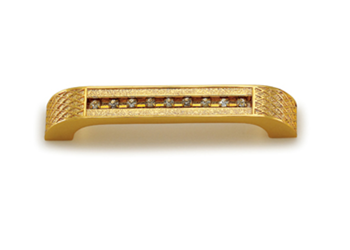 YJ3468 Gold Wardrobe Handle