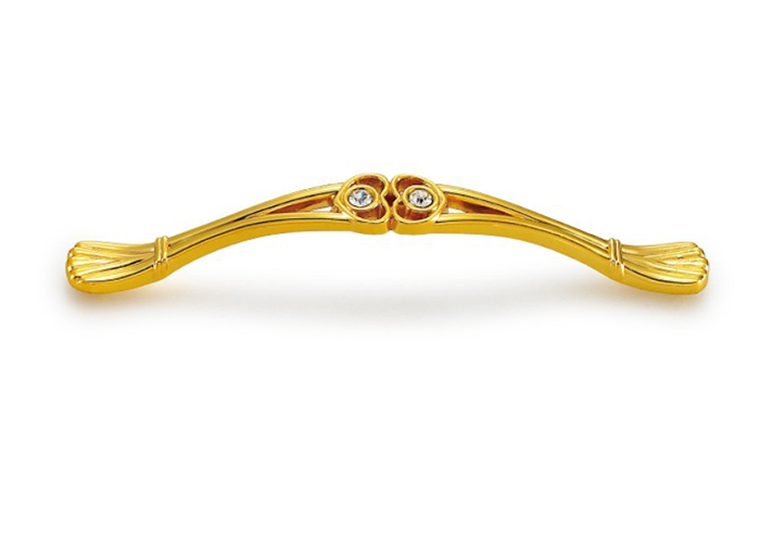 YJ0252 Gold Drawer Handle