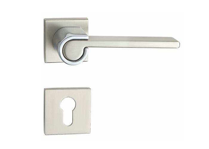 Modern Bar Style Poignées long en acier rond Push Pull porte d/'entrée Radial