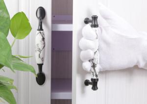 install modern ceramic handles