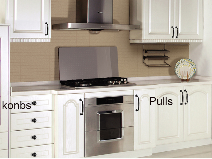 furniture pulls and knobs